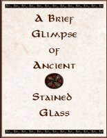 A Brief Glimpse of Stained Glass, A Free Ebook, Compliments Of The Author of the Old-Fashioned Regency Romance novel, A Very Merry Chase